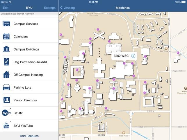 BYU na App Store