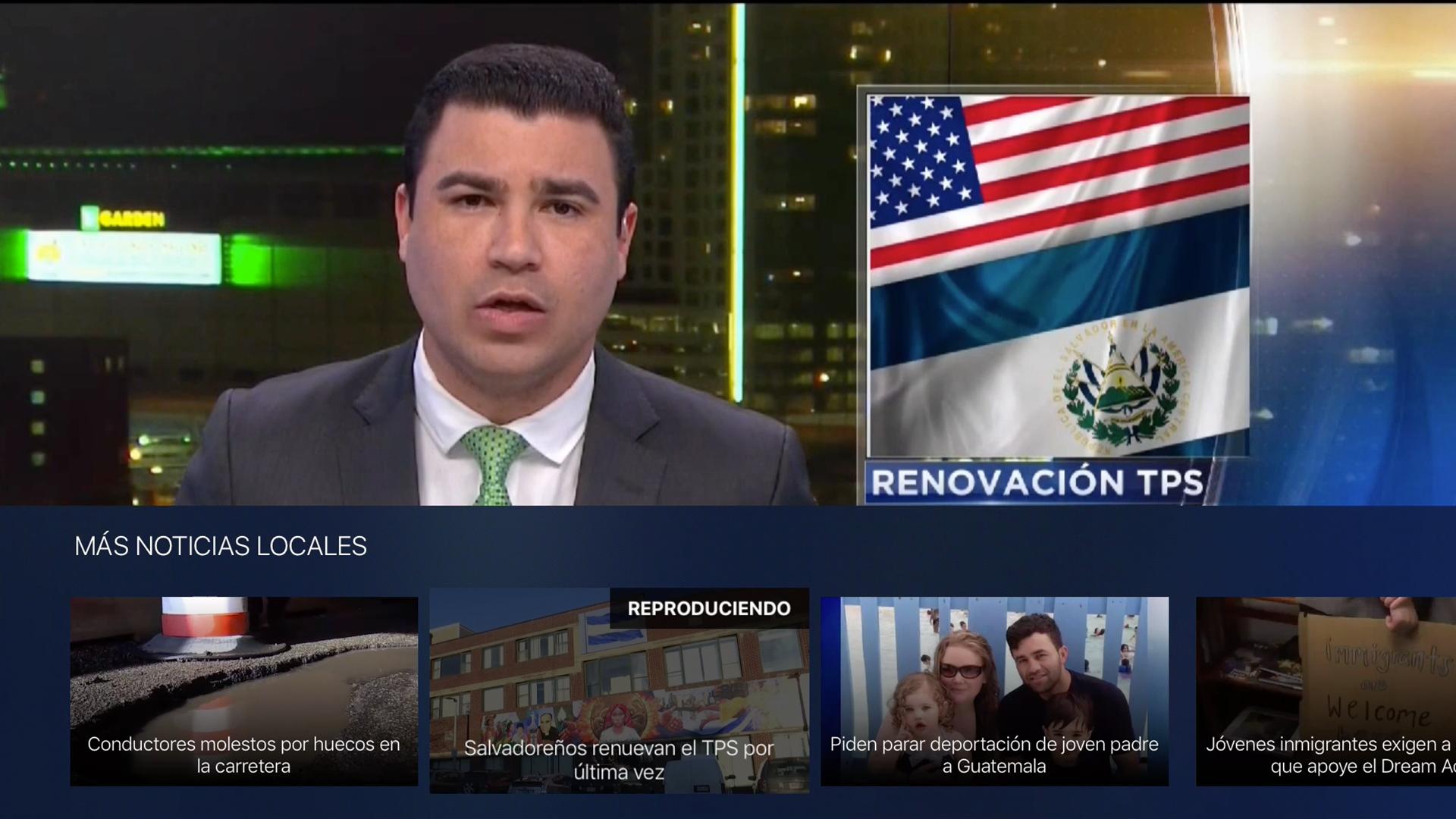 Telemundo Nueva Inglaterra screenshot 16