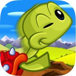 Turtle Run Sonic Racing