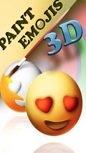 Emoticone Livre A Colorier 3d Emojis Couleur Dans L App Store