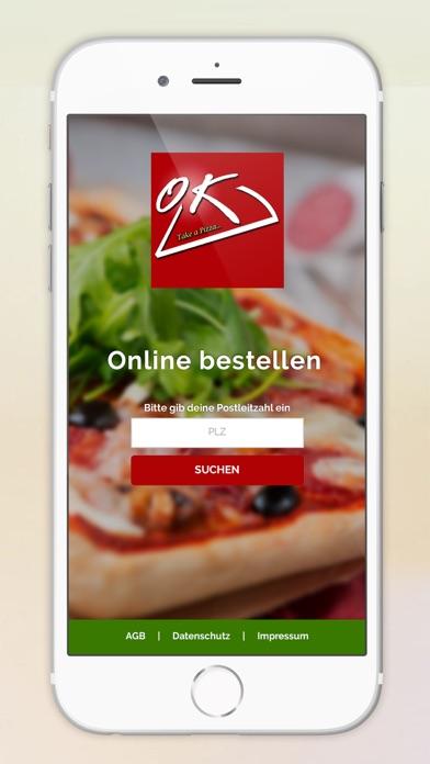 OK PizzaScreenshot von 1