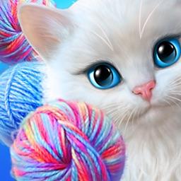 Knittens – Cute Cats & Match 3 Fun