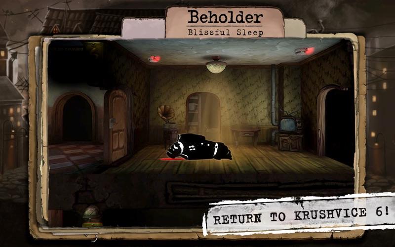 Beholder: Blissful Sleep Full