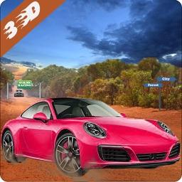 Dirt Rally Car Drift Racing 3D