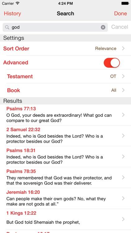 NET Bible (Formerly Lumina) screenshot-3