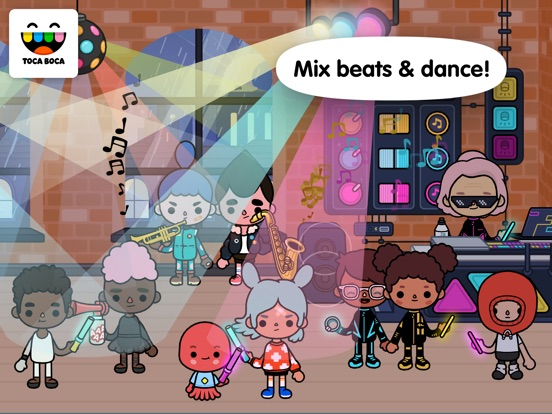 Toca Life: After School screenshot #5