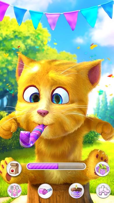 おしゃべり猫のトーキング・ジンジャー2スクリーンショット2