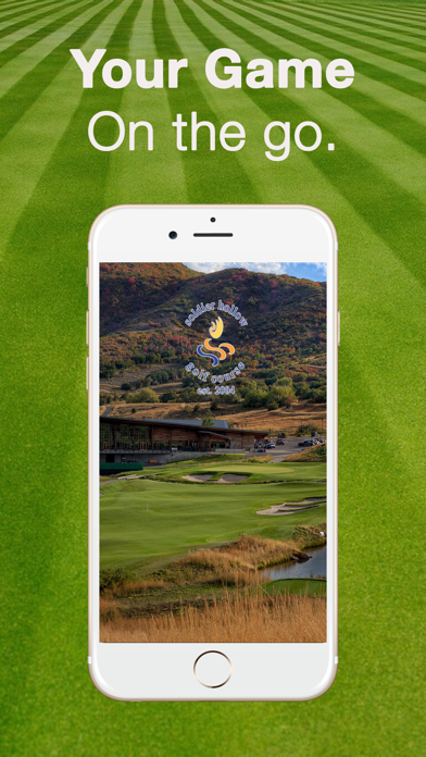 Soldier Hollow Golf Course screenshot 1