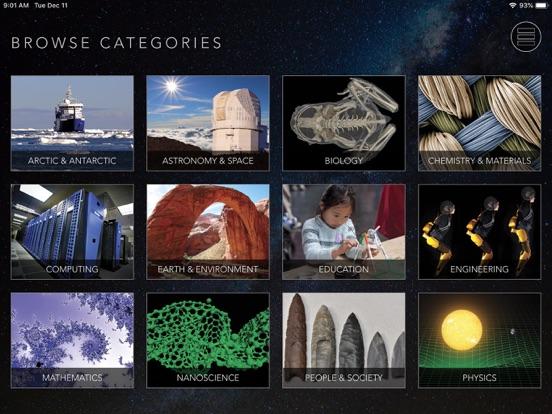 NSF Science Zone Screenshot 4
