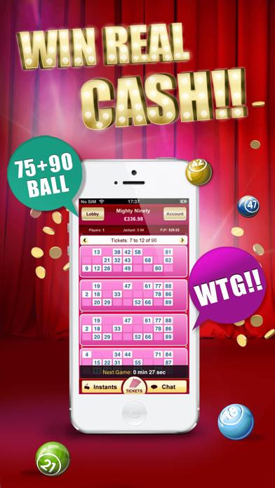 Polo Bingo 75 Ball & VIP Bingo screenshot two