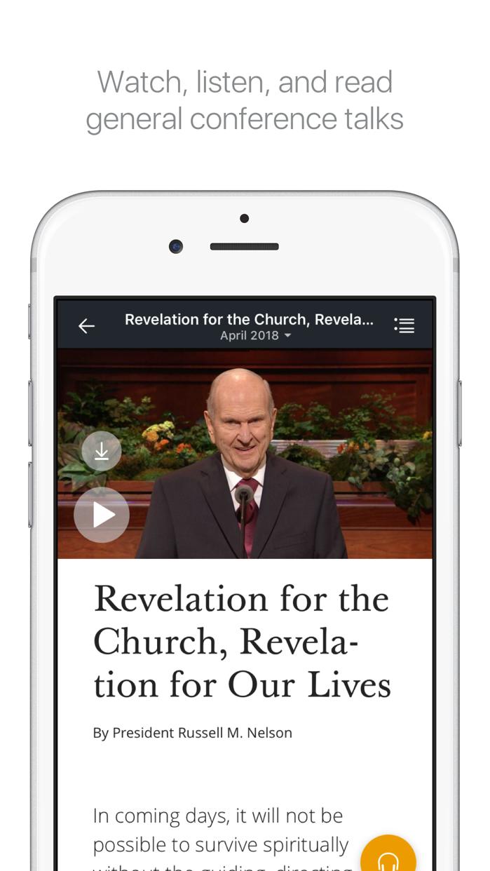 Gospel Library Screenshot
