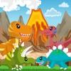 Mini Dinosaur Jurassic Jungle Escape