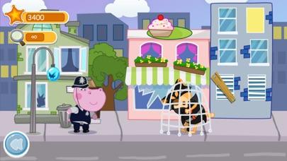 Patrulla policial de niñosCaptura de pantalla de3