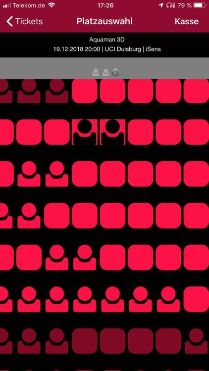 UCI KINOWELT Filme & Tickets screenshot-6