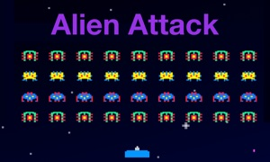 Alien Attack - TV