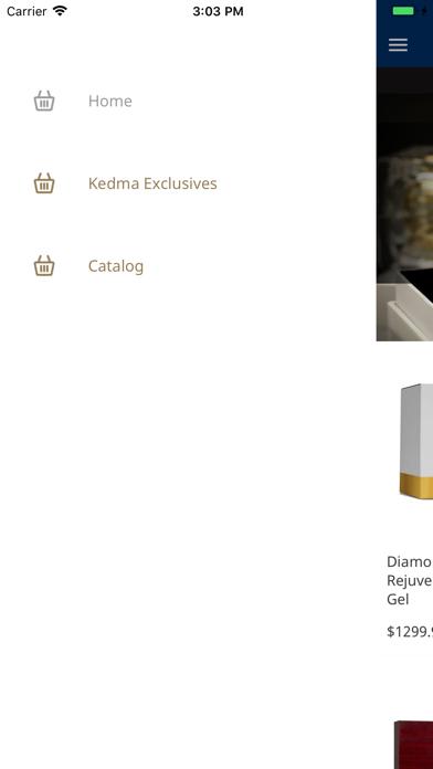Kedma screenshot three