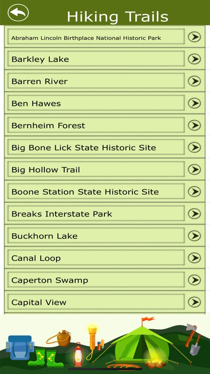 Kentucky Campgrounds & Trails screenshot-3