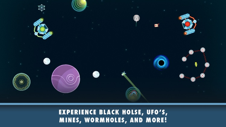 Gravitations - Player Made Missions screenshot-4