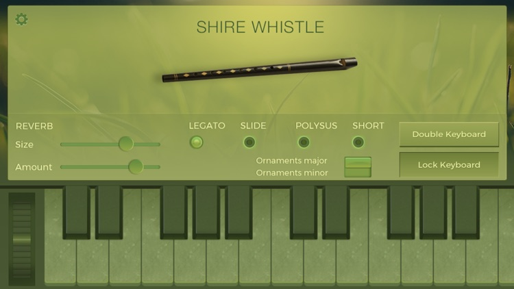 Shire Whistle