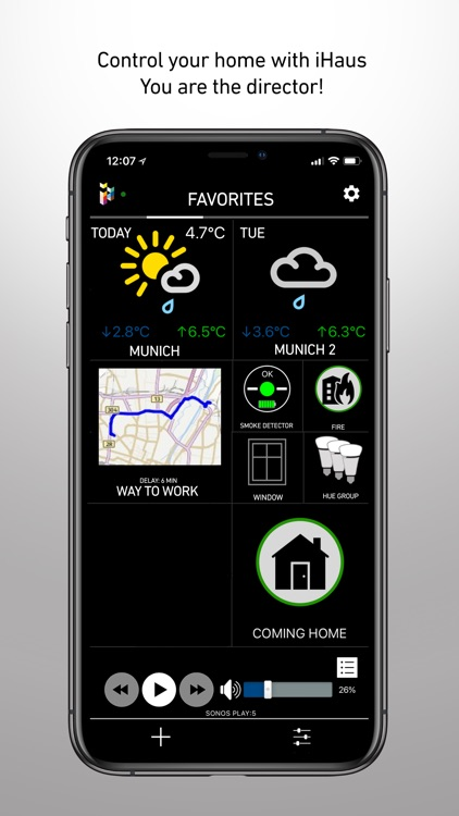 iHaus Smart Home screenshot-5