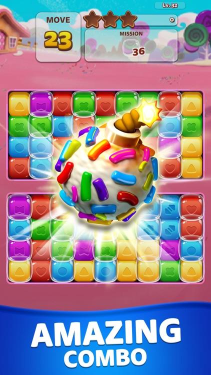 Jelly Pop Blast screenshot-3