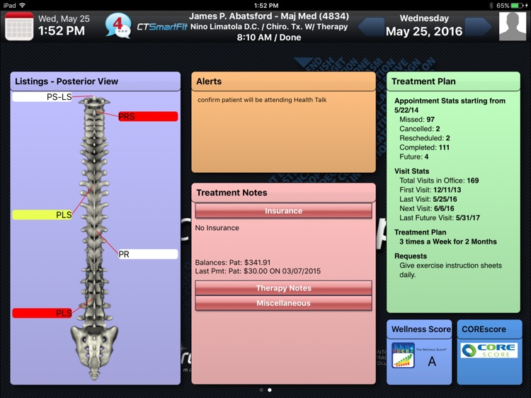 CT Provider Mobile 7.2 screenshot-3