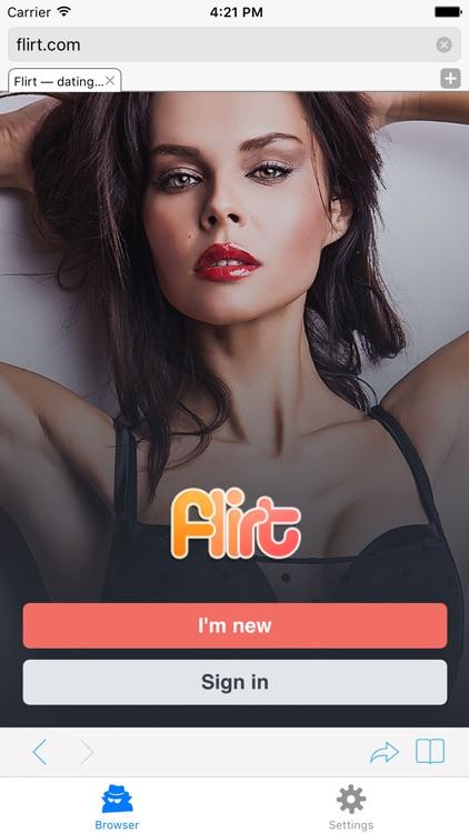 Incognito Web-Browser