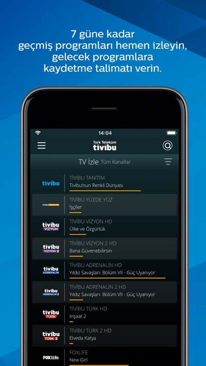 Tivibu GO screenshot-3