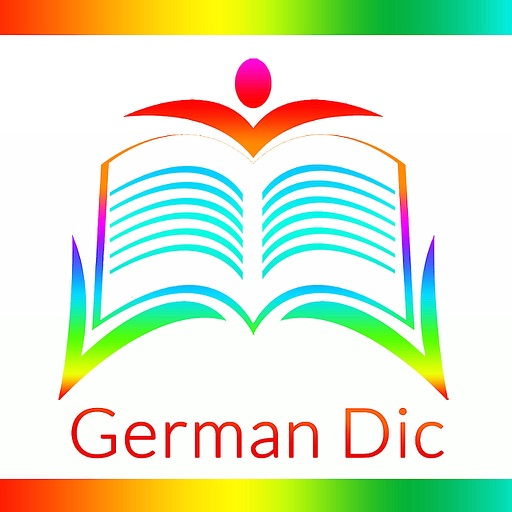 German Eng Dic + Keys (English to German & German to English)