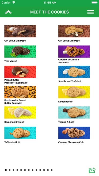 Girl Scout Cookie Finder screenshot-3