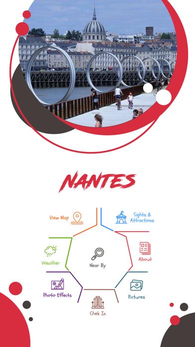 Nantes Tourism screenshot two