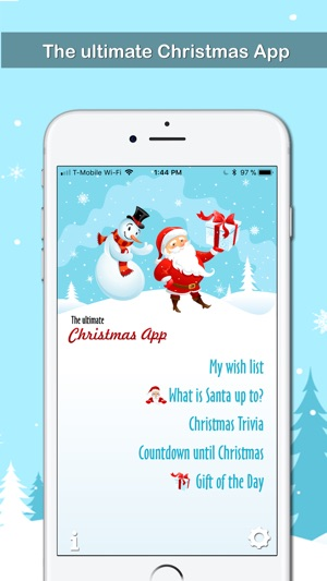 christmas app 2018 on the app store