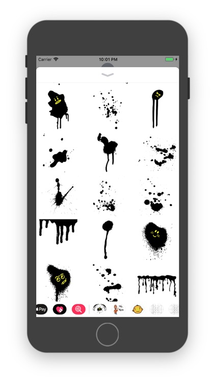 Splat - Sticker Pack screenshot-4