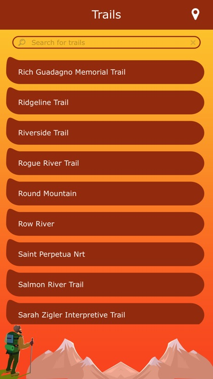 The Oregon Trails