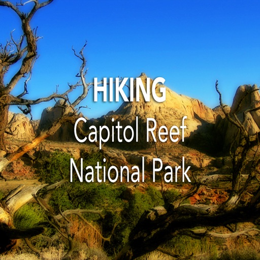 Hiking Capitol Reef N. P.