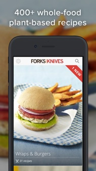 Forks Over Knives (Recipes) iphone images