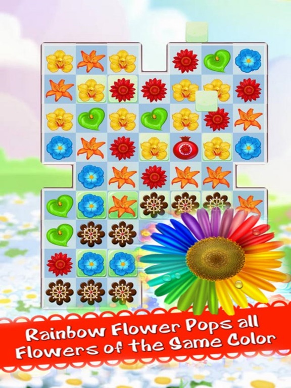 Beauty Blossom Match3 screenshot 3
