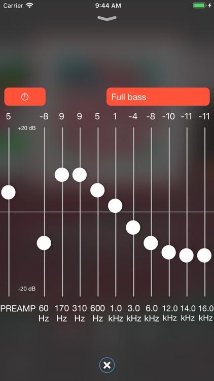 Music Player - Music Tube Play screenshot-3