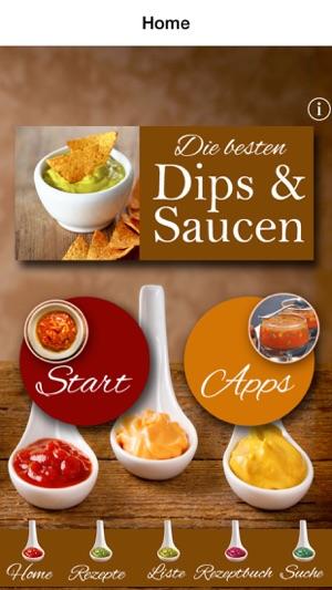 Living At Home Rezepte dips saucen soßen rezepte on the app store
