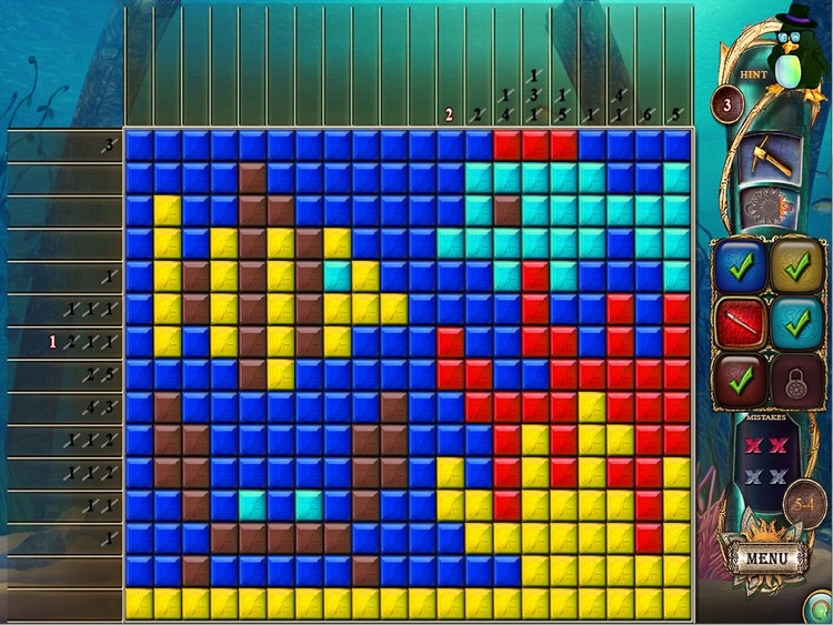 Fantasy Mosaics 16 screenshot-2