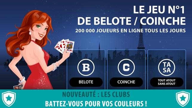 belote multijoueur gratuit facebook