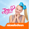 App Icon for JoJo Siwa Stickers App in Qatar IOS App Store
