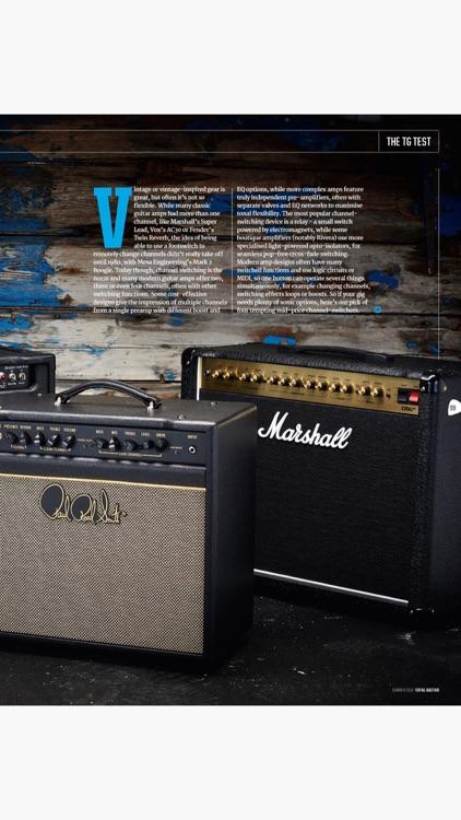 Total Guitar screenshot-7