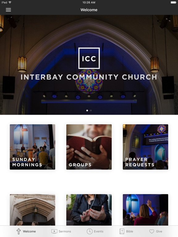 Interbay Community Church screenshot 4