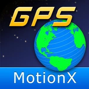 MotionX GPS app
