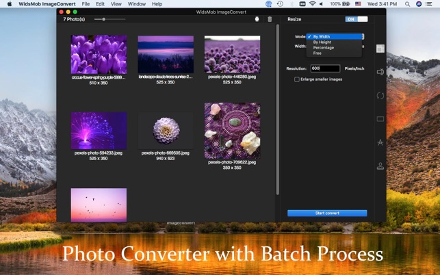 WidsMob ImageConvert-JPG/PNG Screenshot