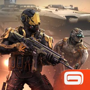 Modern Combat 5 Games app