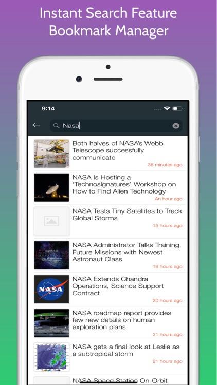Science News Daily screenshot-3