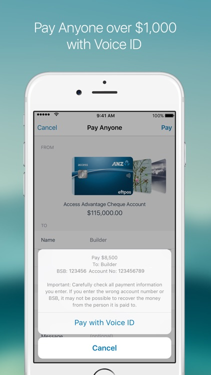 Grow by ANZ: banking, insurance, super & investing screenshot-0