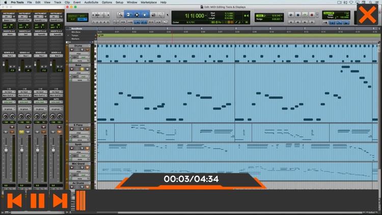 MIDI Course For Pro Tools